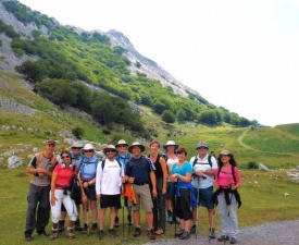 July 2012 Basque Country Hike