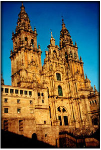 Cathedral of Camino de Santiago